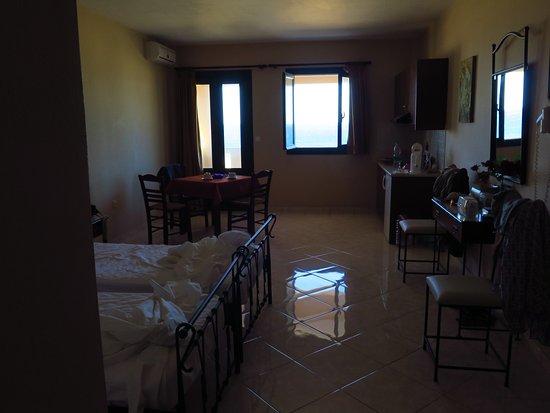 Arkassa, Greece: the apartment, jana-majk com