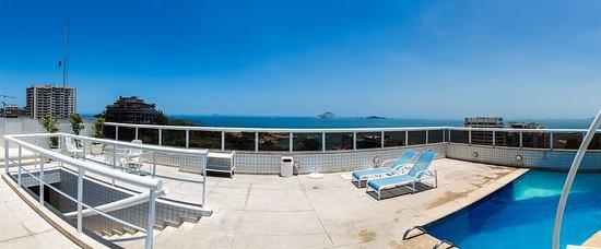 Atlantis Copacabana: TERRAÇO / PISCINA/VISTA PANORAMICA