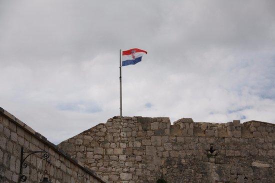 Forteca Hvar: la fortaleza