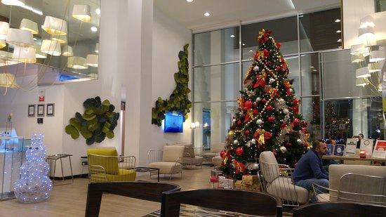 Hotel Valentina: Hall
