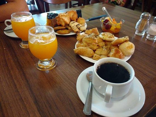 Jaguarão, RS: Café da manhã