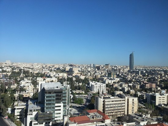 Le Royal Hotel Amman-bild