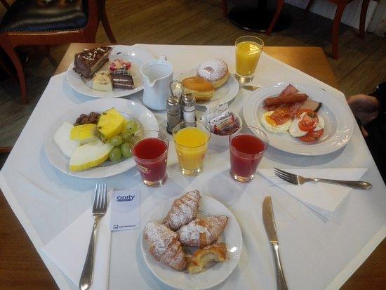 Hoffmeister & Spa: breakfast