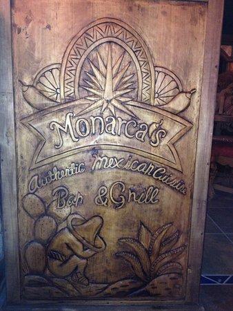 Monarca's Authentic Mexican Cuisine Bar & Grill: Monarcas Restaurant Bar and Grill