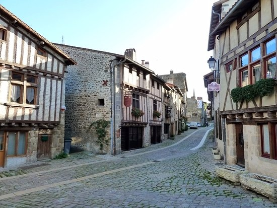 A Lovely Street In Parthenay Picture Of Musee Georges Turpin