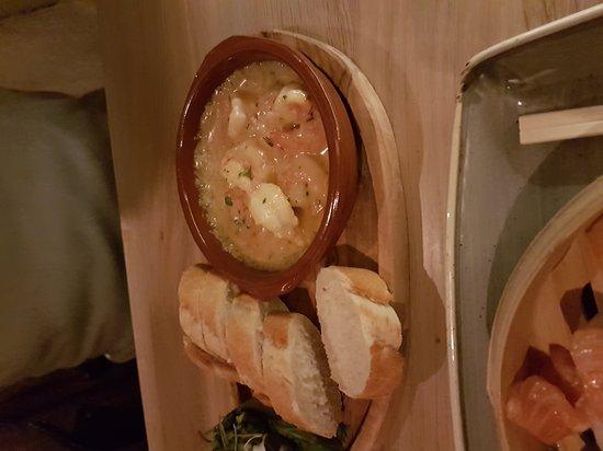 Hilvarenbeek, Pays-Bas : Heerlijk gerecht met super lekkere saus Geweldig om hier te eten echt een feestje