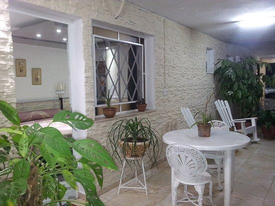 Casa Papo y Niulvys: terraza room 2