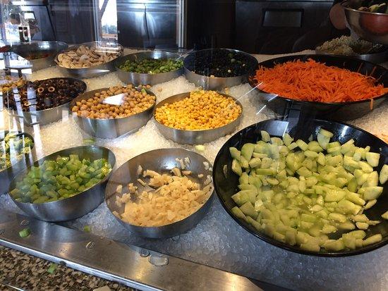 Irving, TX: Ingredients