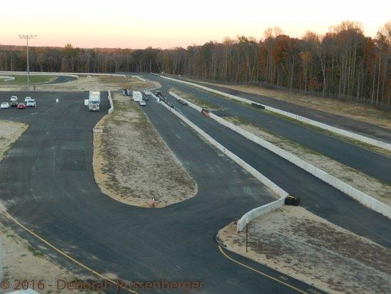 Thornburg, فيرجينيا: Track