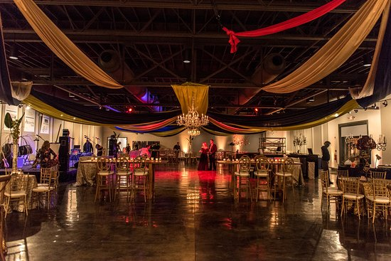 The Beaufort Inn: Tabby Place is perfect for your grand event!