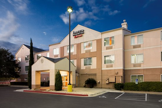 Fairfield Inn & Suites Austin South: Exterior