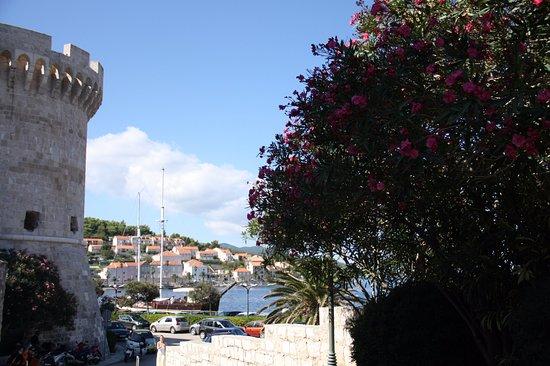 Korcula Town, Kroatien: torre