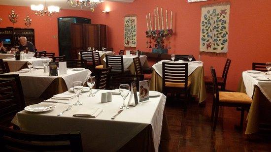 LP Los Portales Hotel Cusco: Salón comedor