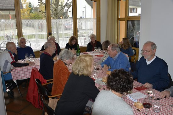 Porrentruy, Switzerland: Cicogne Miècourt St. Martin 2016