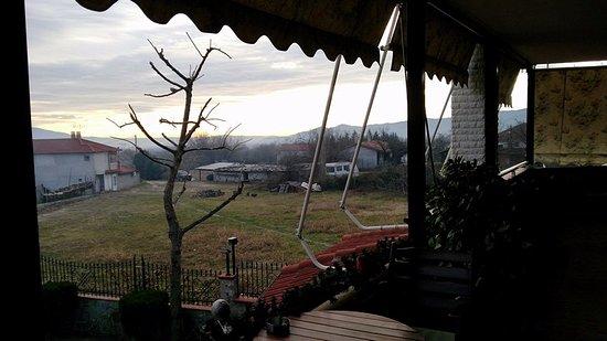 Kallinikos Guesthouse: Вид с балкона отеля