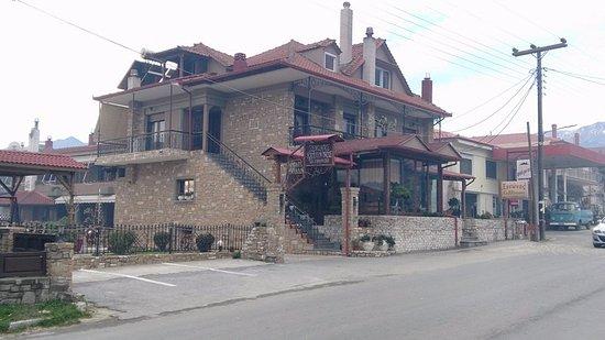 Kallinikos Guesthouse