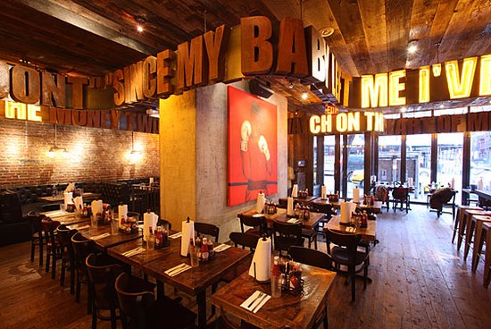 Photo of American Restaurant Southern Hospitality at 645 9th Avenue, New York, NY 10036, United States