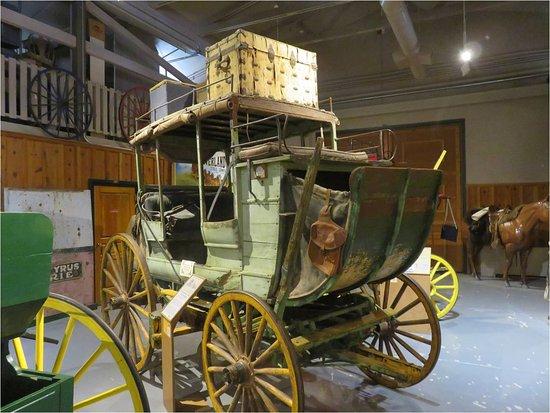 Cedar City, UT: Frontier Homestead - Coach