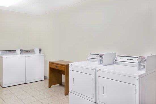 Christiansburg, VA: Guest Laundry