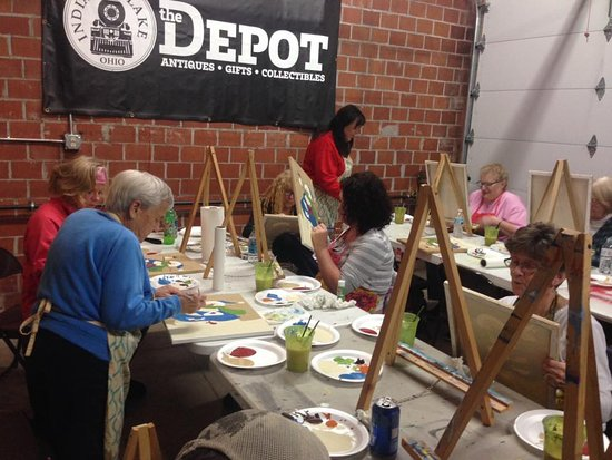 Lakeview, OH: We offer public and private workshops and monthly classes