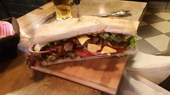 Food - Picture of Bulldog Bar, Krakow - Tripadvisor
