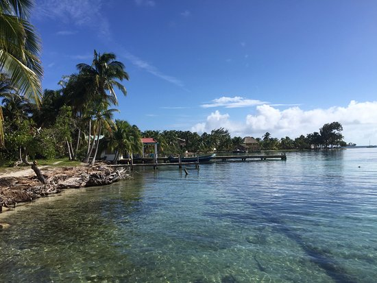 Bilde fra South Water Caye