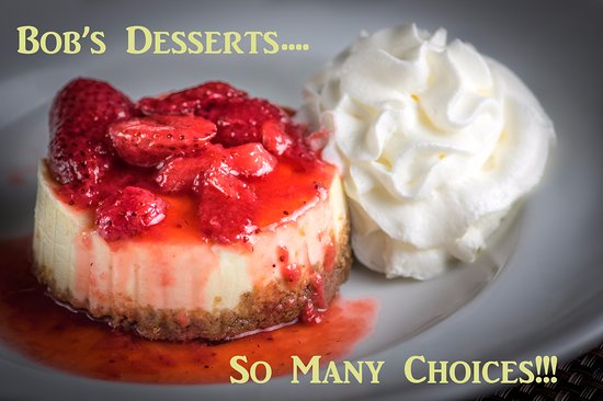 Everett, WA: Bob's desserts, so many choices!