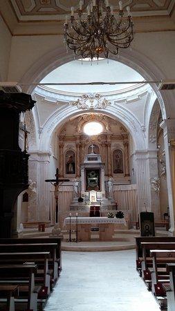 Lama dei Peligni, Italia: Interno