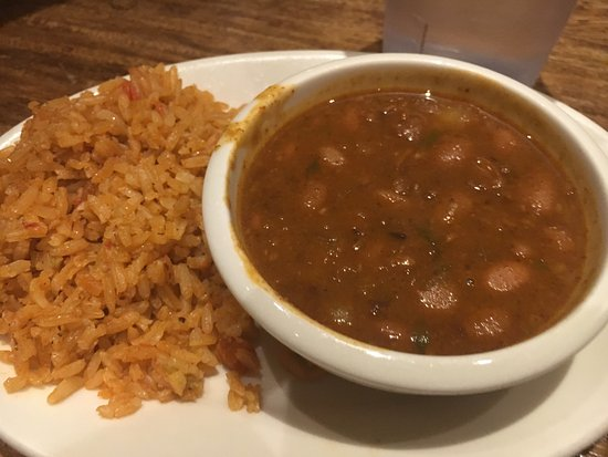 Gainesville, VA: rice and beans
