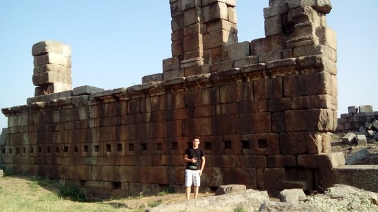 Aydin, Turquía: Alabanda antik Kenti
