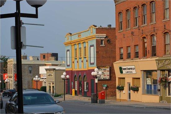 Arnprior Ontario - Downtown