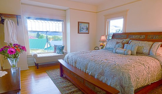 Caledonia Bed and Breakfast: Hauck Room