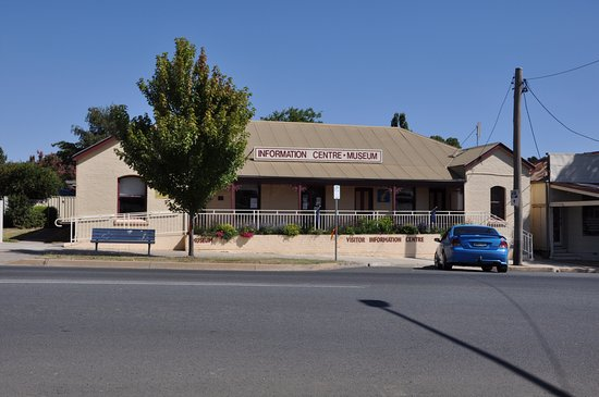 Tumbarumba Visitor Information Centre