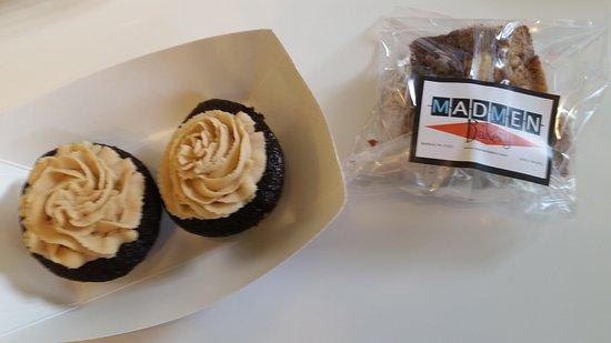 Delightful treats at Madmen Bakery,Bedford  PA