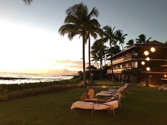 Koa Kea Hotel & Resort: Yes, Koa Kea is right on the ocean!