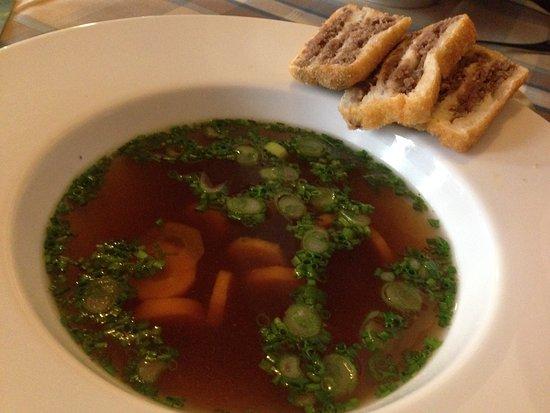 Zum Alten Beisl: Suppe