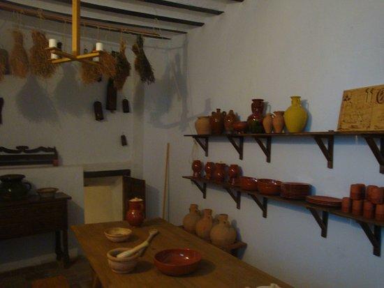 Belmonte, Spain: La cocina