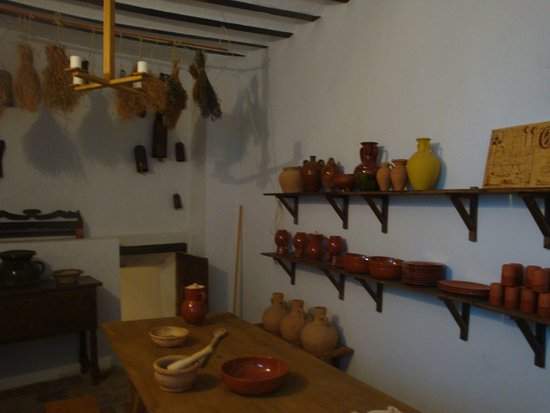 Belmonte, Spanyol: La cocina
