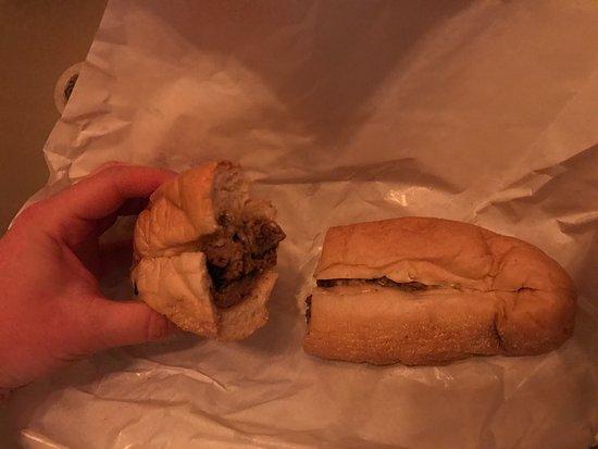 North Andover, MA: Bread & steak