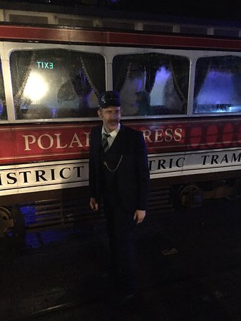 Seaton, UK: Polar Express