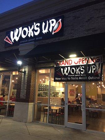 Athens, GA: Wok's Up