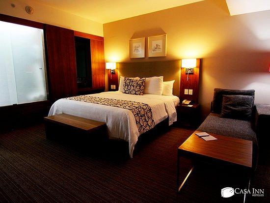 Casa Inn Premium Hotel Queretaro : Habitación
