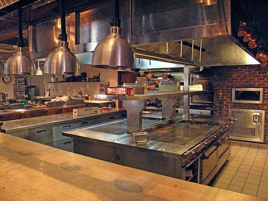 The Barn -Open Main Kitchen - Picture