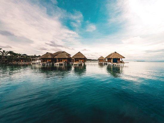 Red Frog Beach Island Resort Certified For Its: AZUL PARADISE (Bocas Del Toro, Panamá