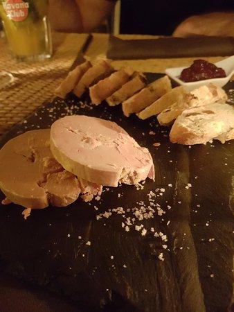 Le Pradet, Francja: Foie gras maison. Un délice