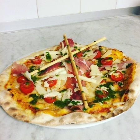La Mezzanine : Pizza Loan ( façon italienne )