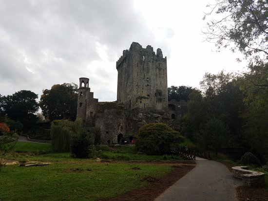 """Blarney Castle & Gardens: Blarney Castle - Kiss the stone and be """"endowed with eloquence"""""""