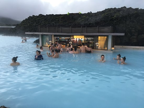 Incentive travel - Blue Lagoon, Iceland