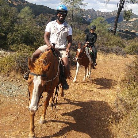 Healdsburg, CA: Public horseback tours at Lake Sonoma! Offered by The Ranch at Lake Sonoma
