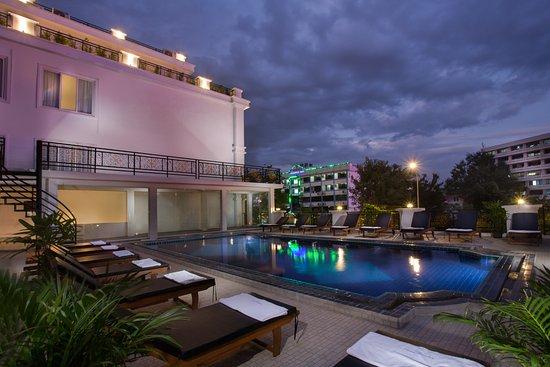 Window View - Picture of Xaysomboun Boutique Hotel, Vientiane - Tripadvisor